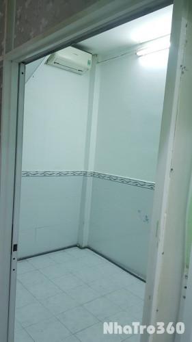 Phòng trọ phú nhuận máy lạnh, nhà vệ sinh riêng