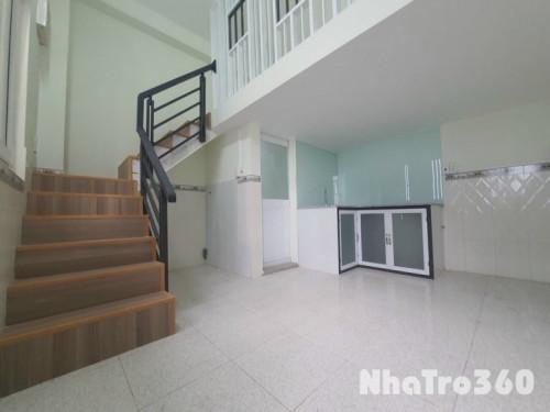 Phòng trọ mới xây có nội thất gần Lotte Quận 7