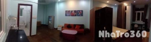 Studio căn hộ mini 1 PN, bếp -phòng khách, giá rẻ,