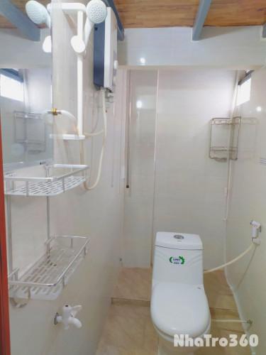 Chung cư mini - Phòng có gác cao 1m7, sẵn nội thất chỉ 3tr6 Tân Bình