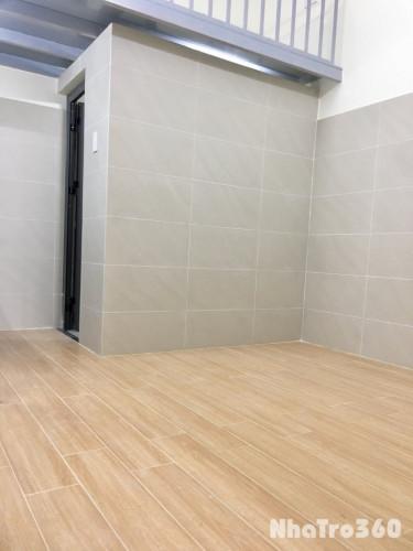 Phòng mới xây, có gác, máy lạnh đối diện ĐH Công Nghiệp 4 - hình thật 100%