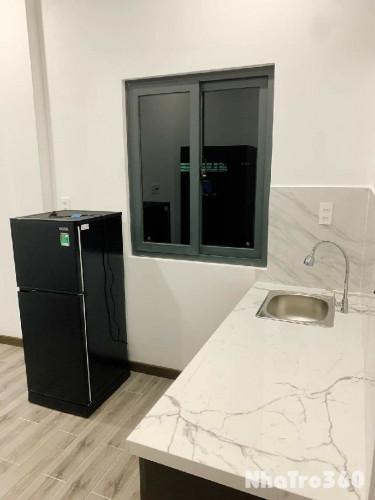 Phòng trọ Q4 ( căn hộ dịch vụ), style Tây