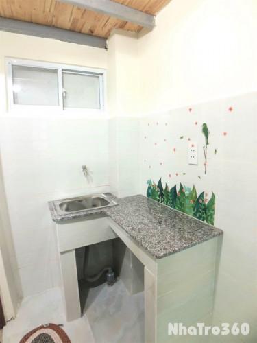 Phòng có gác cao - giá rẻ gần Pandora Trường Chinh