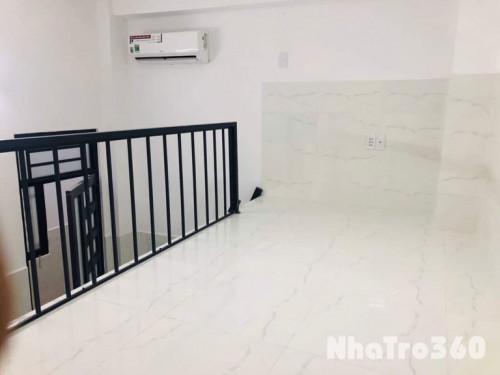 Phòng có gác cao - máy lạnh - giá rẻ Thống Nhất Q.Gò Vấp
