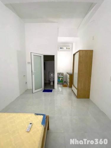 Cho thuê phòng trọ cao cấp mới xây đường 8 p11 gò