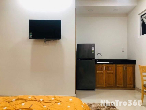 NEW BUILDING] Studio with balcony for rent in Banh