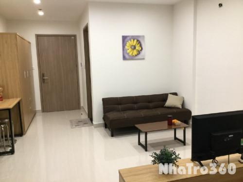Cho thuê căn hộ Studio dự án Vinhomes Smartcity
